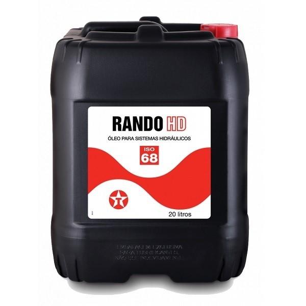 0TEXACO RANDO HD 68 20 LT